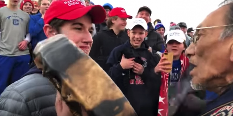 covington catholic nick sandmann