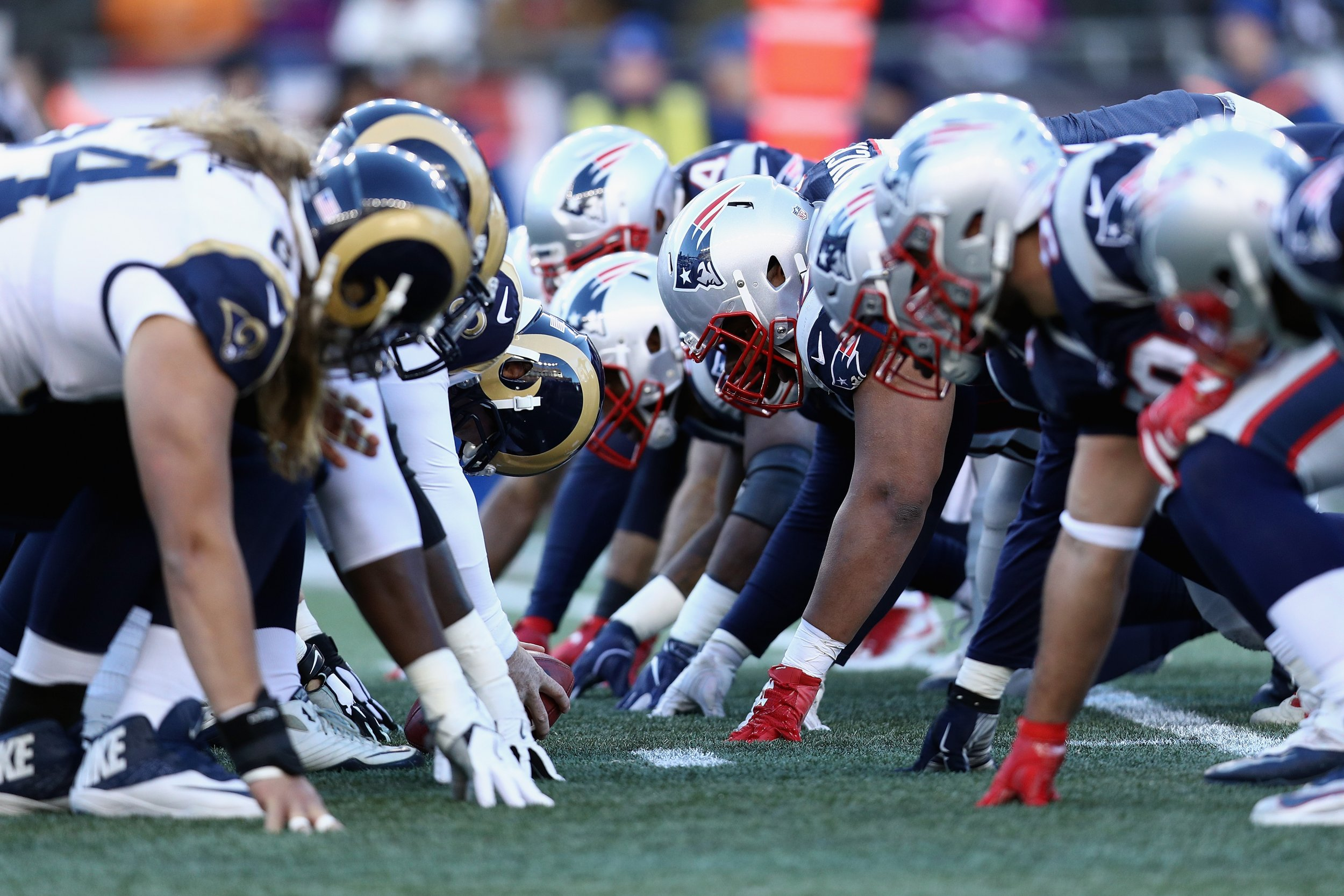rams vs patriots super bowl who is going to the super bowl?
