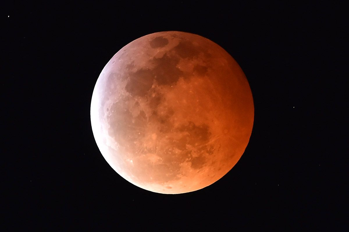 Image result for The Super Blood Wolf Moon Eclipse of 2019