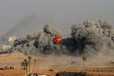 Operation Protective Edge Israel Gaza