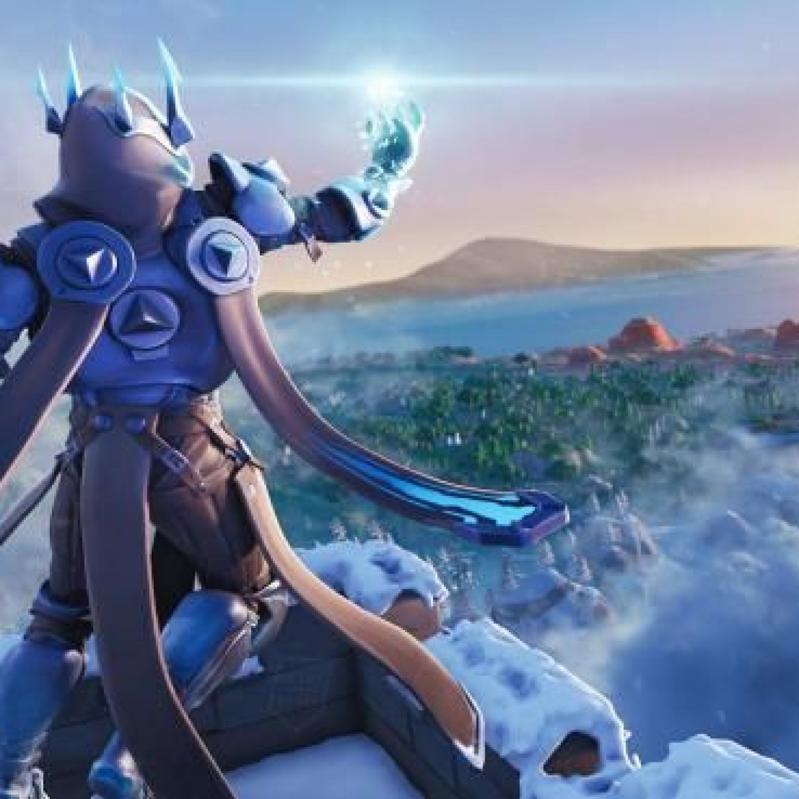 Fortnite Ranged Ice Fiends Golden Ice Brutes Ice Storm