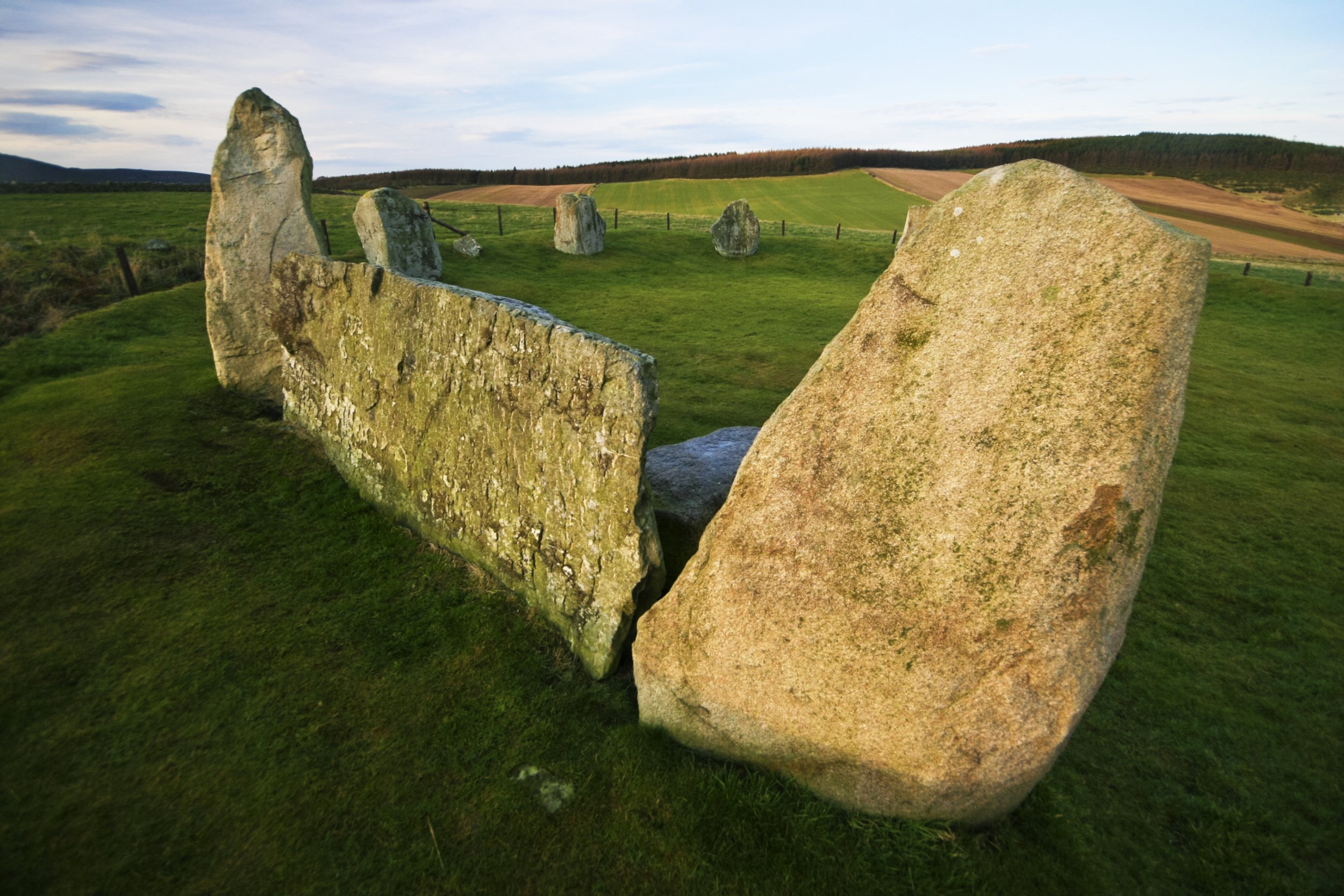 Stone Circle, Scotland, Archaeology, Mistake, History, Bronze Age