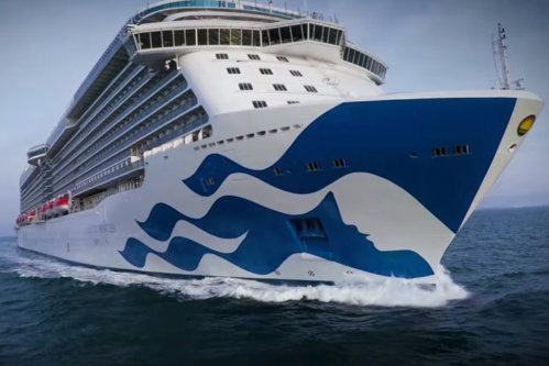 Elderly Cruise Ship Passenger Hurt Head in Fall, Medevaced