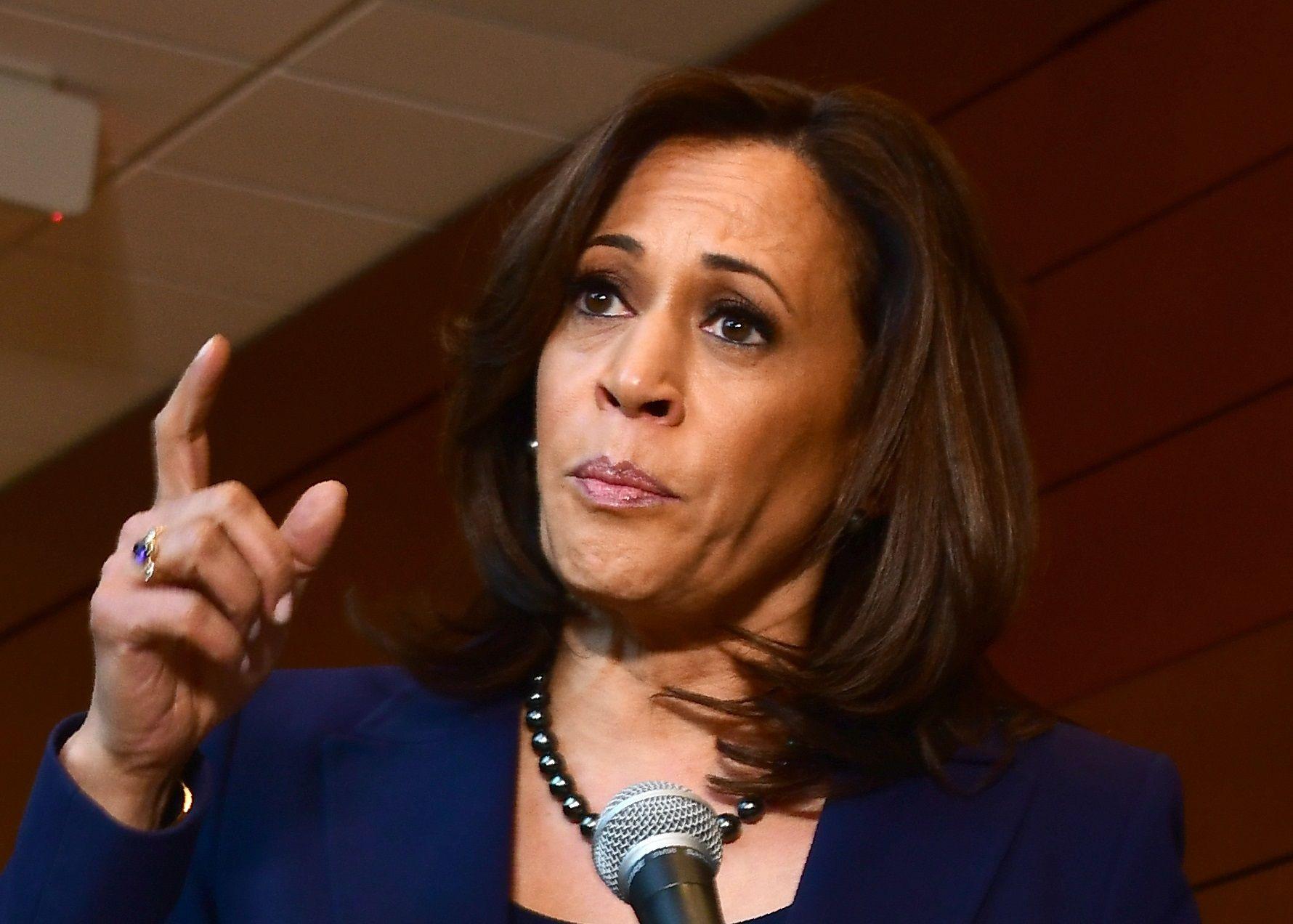 Kamala Harris 2020 president