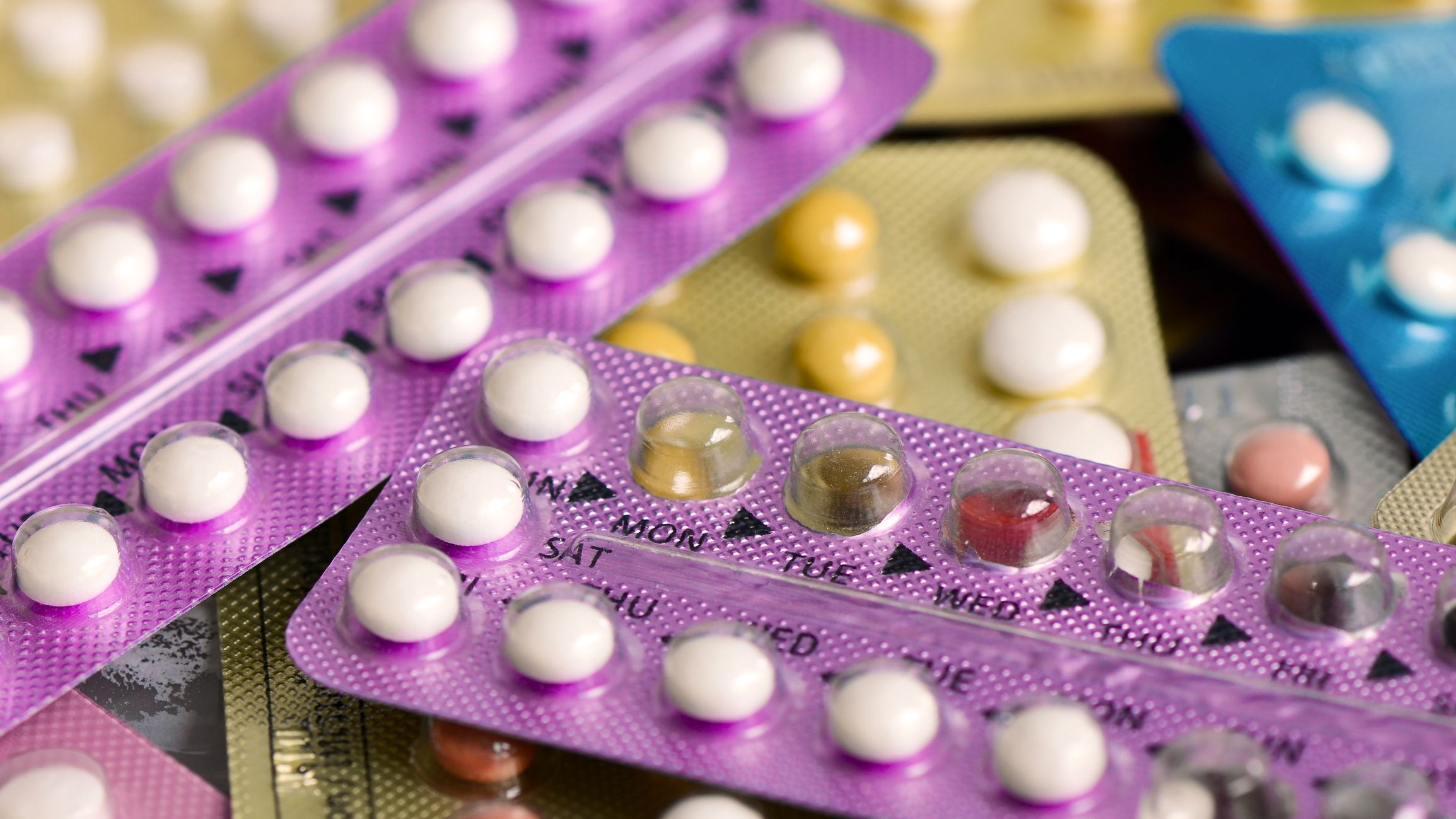 birth control getty stock