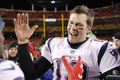 Tom Brady, New England Patriots
