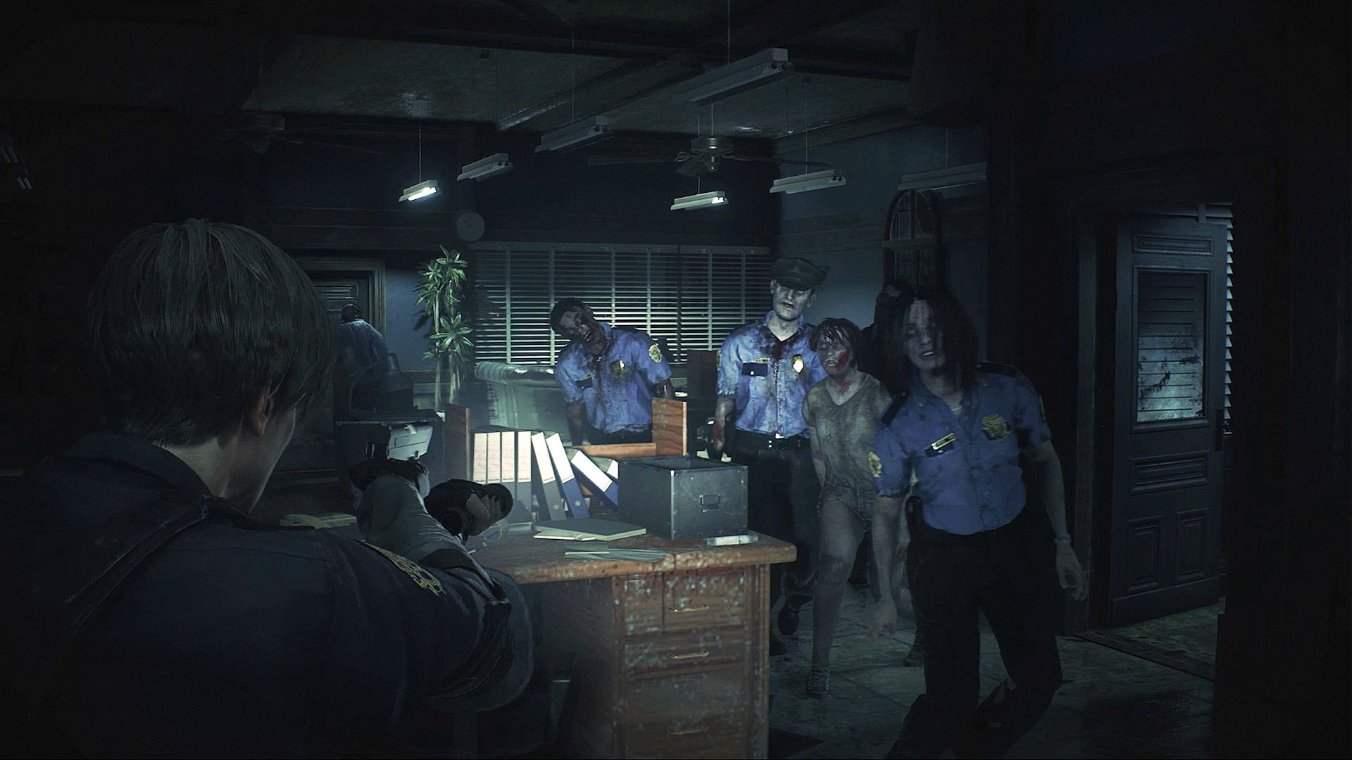 Resident Evil 2 Remake Review Visceral Zombies Limited Apocalypse