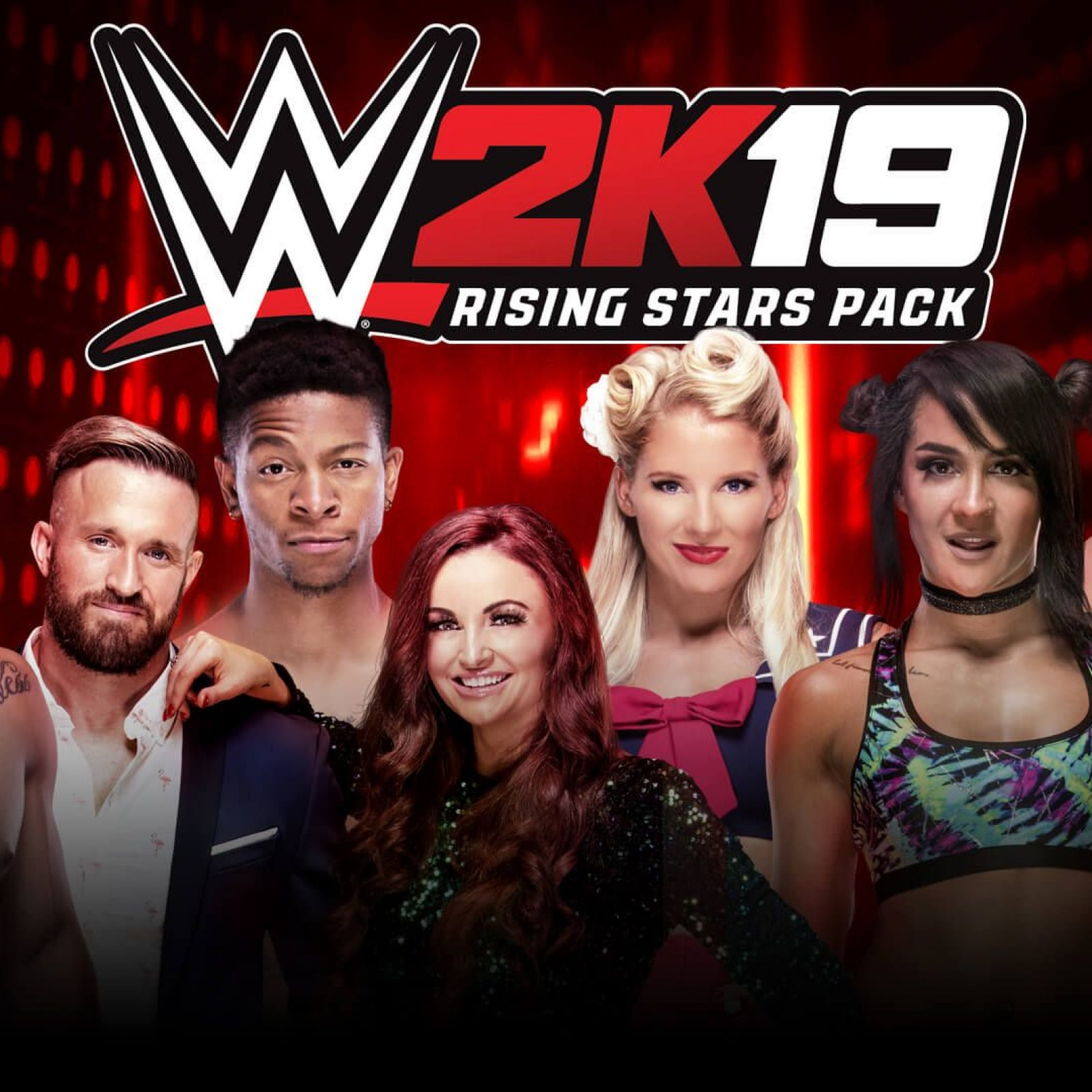 WWE 2K19' DLC: Candice LeRae, Ricochet and More from Rising