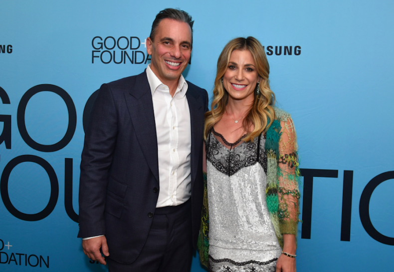 Who Is Sebastian Maniscalco's Wife, Lana Gomez? Fast Facts About Artist Married to Italian American Comedian