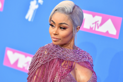 Blac Chyna Questioned by Authorities on Child Neglect