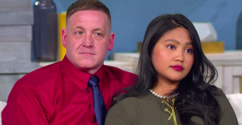 '90 Day Fiancé' Star Eric Rosenbrook Responds After Alleged Leida Margaretha Domestic Violence Incident