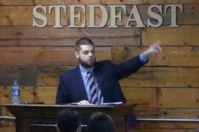 pastor jonathan shelley stedfast baptist