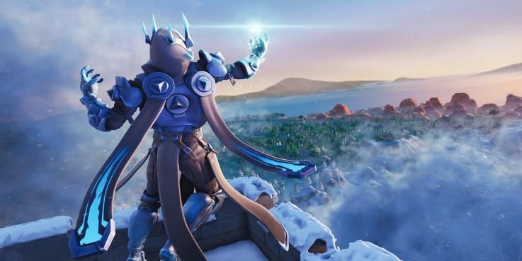 Fortnite Ice Storm Challenge Guide 4