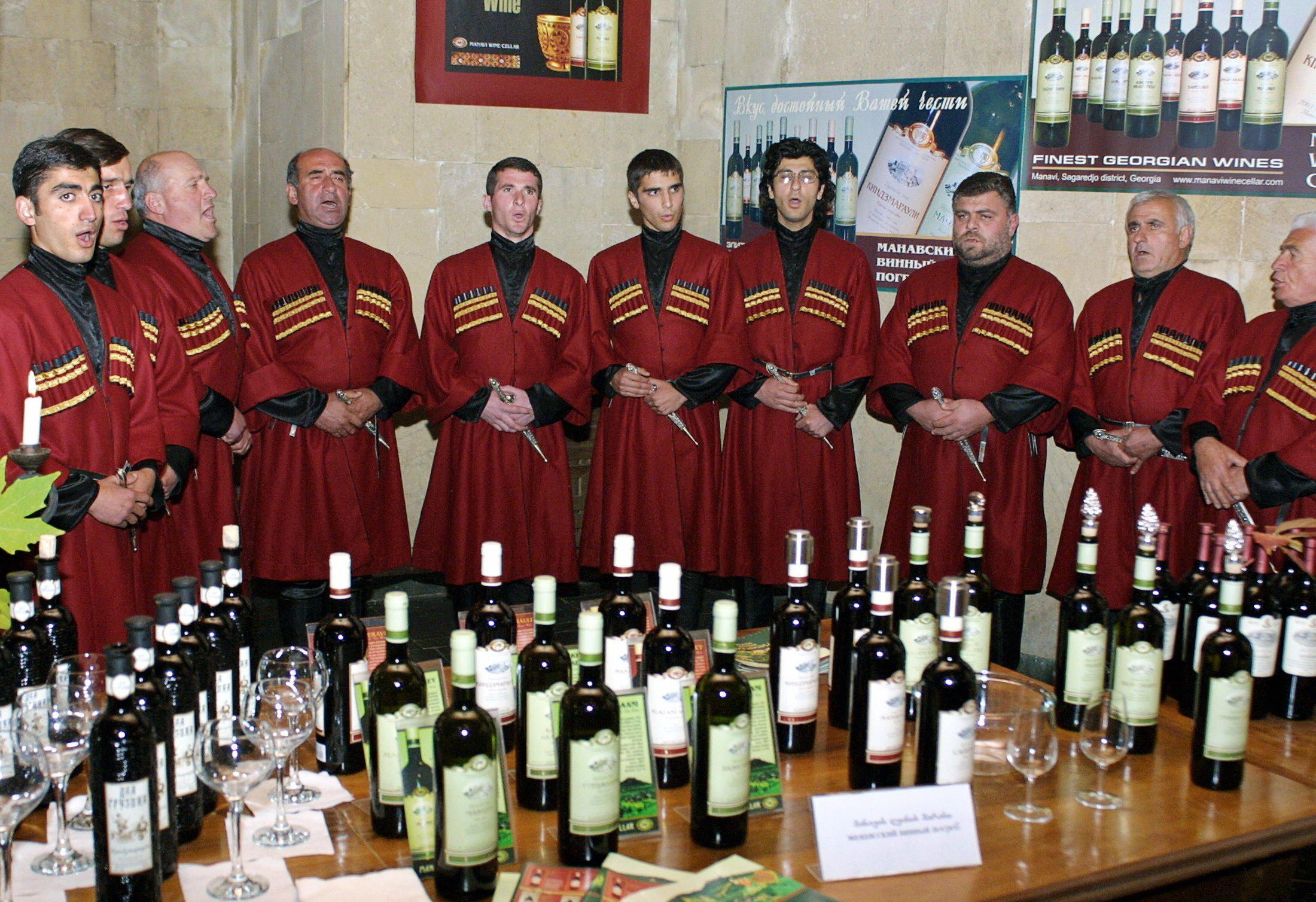 georgia orange wine