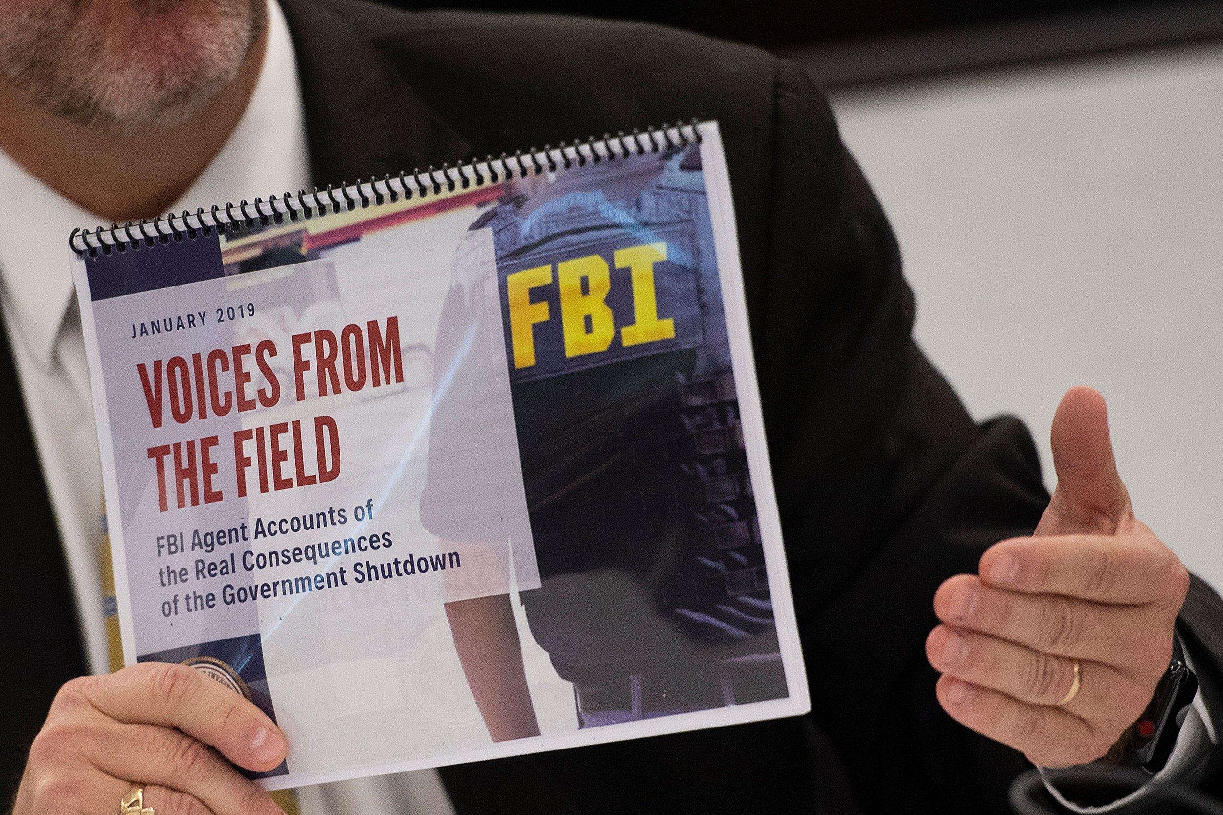 FBI, agents, shutdown, consequences