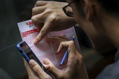 mega millions fill out phone