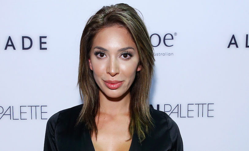 Farrah Abraham Reveals The One Piece of Sex Advice She Would Give Everyone