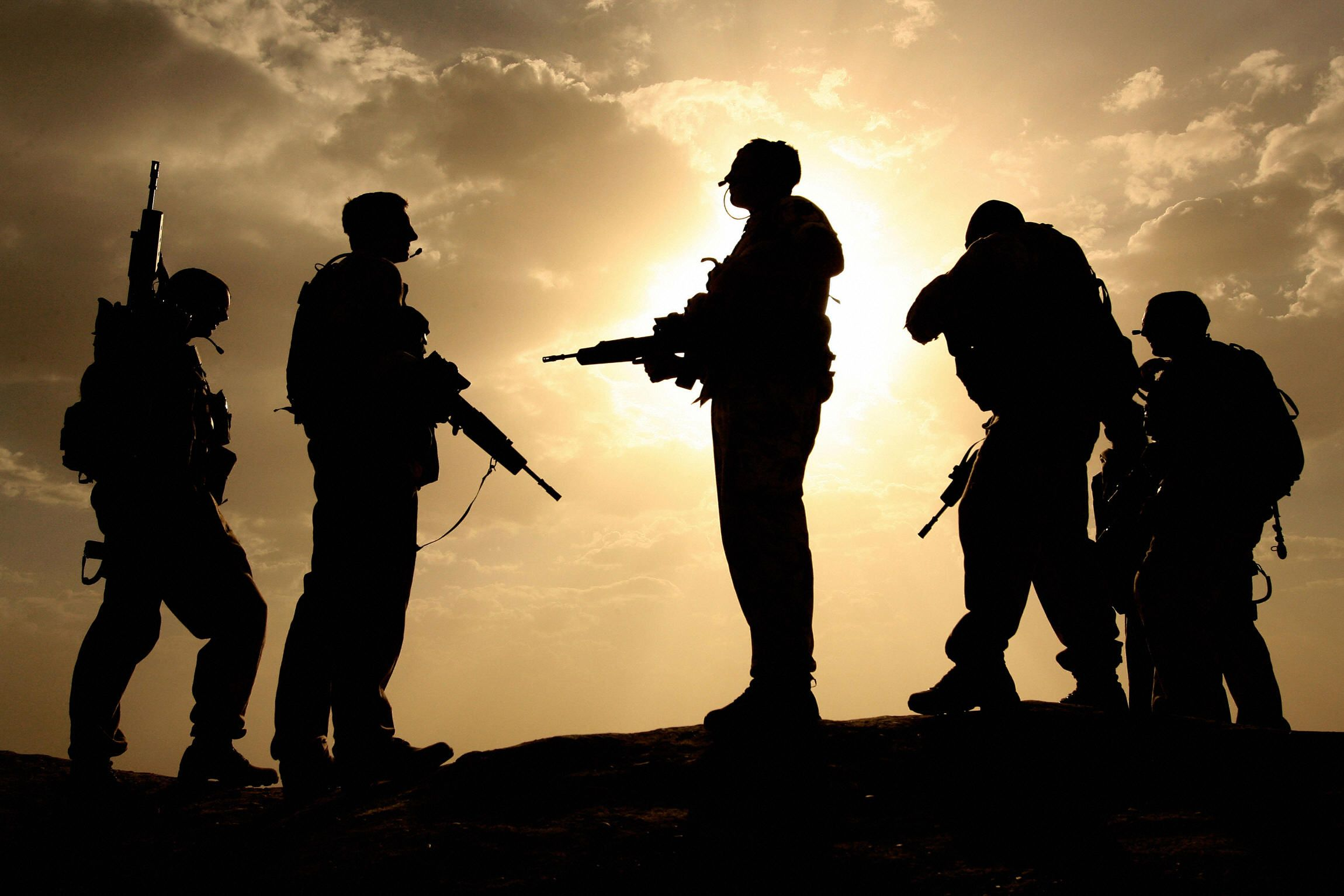 soldiers Helmand Province