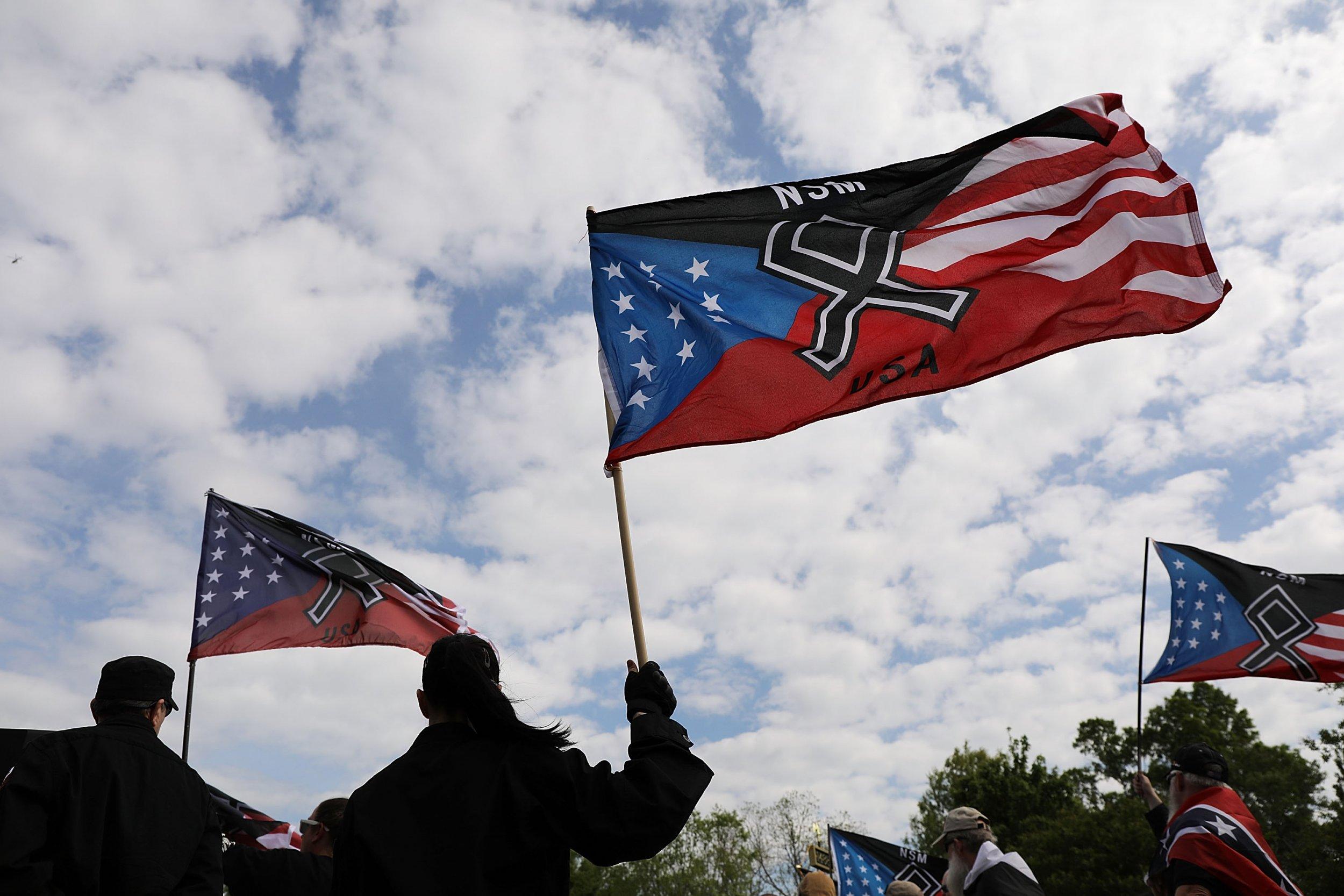 Neo-Nazis U.S. Holocaust anti-Semitism