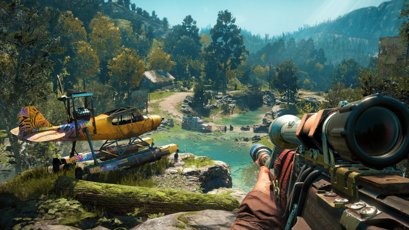 Far Cry New Dawn Narrative Designer Explains Changes In Hope County