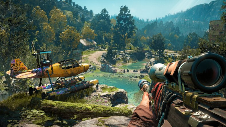 Far Cry New Dawn Hands On Preview Some Fun New Ideas In The