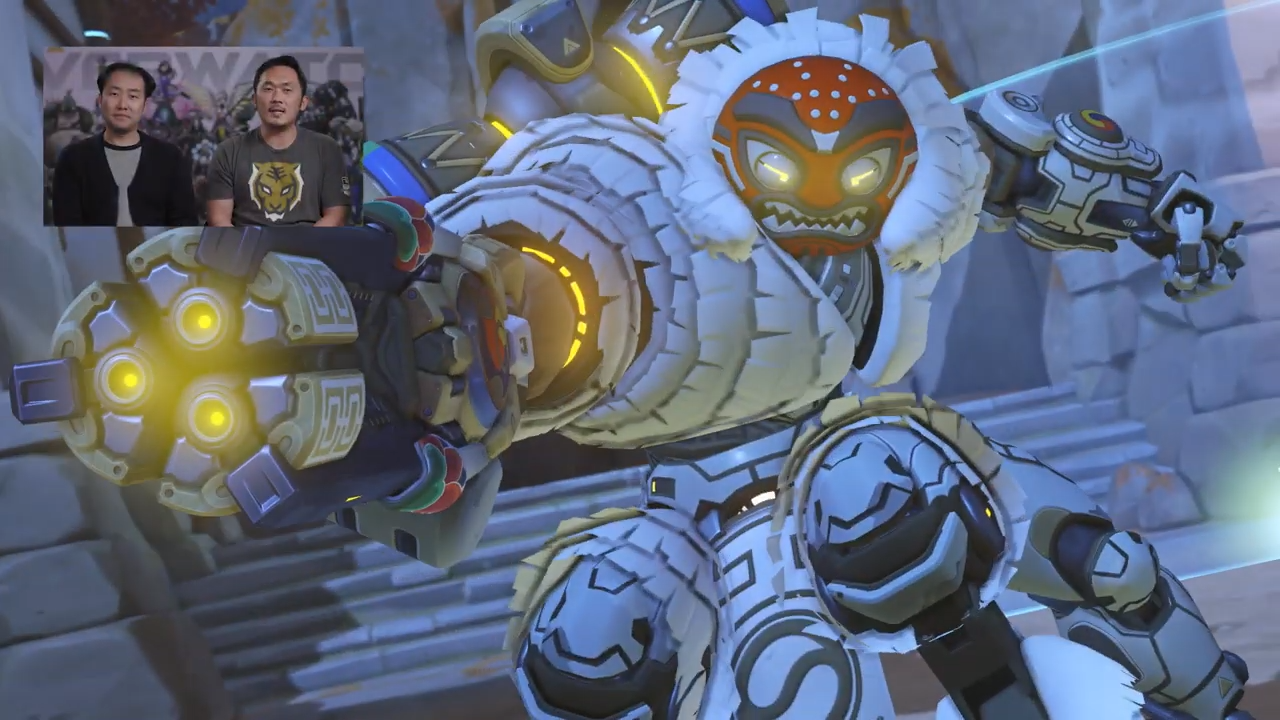overwatch year of the pig skins