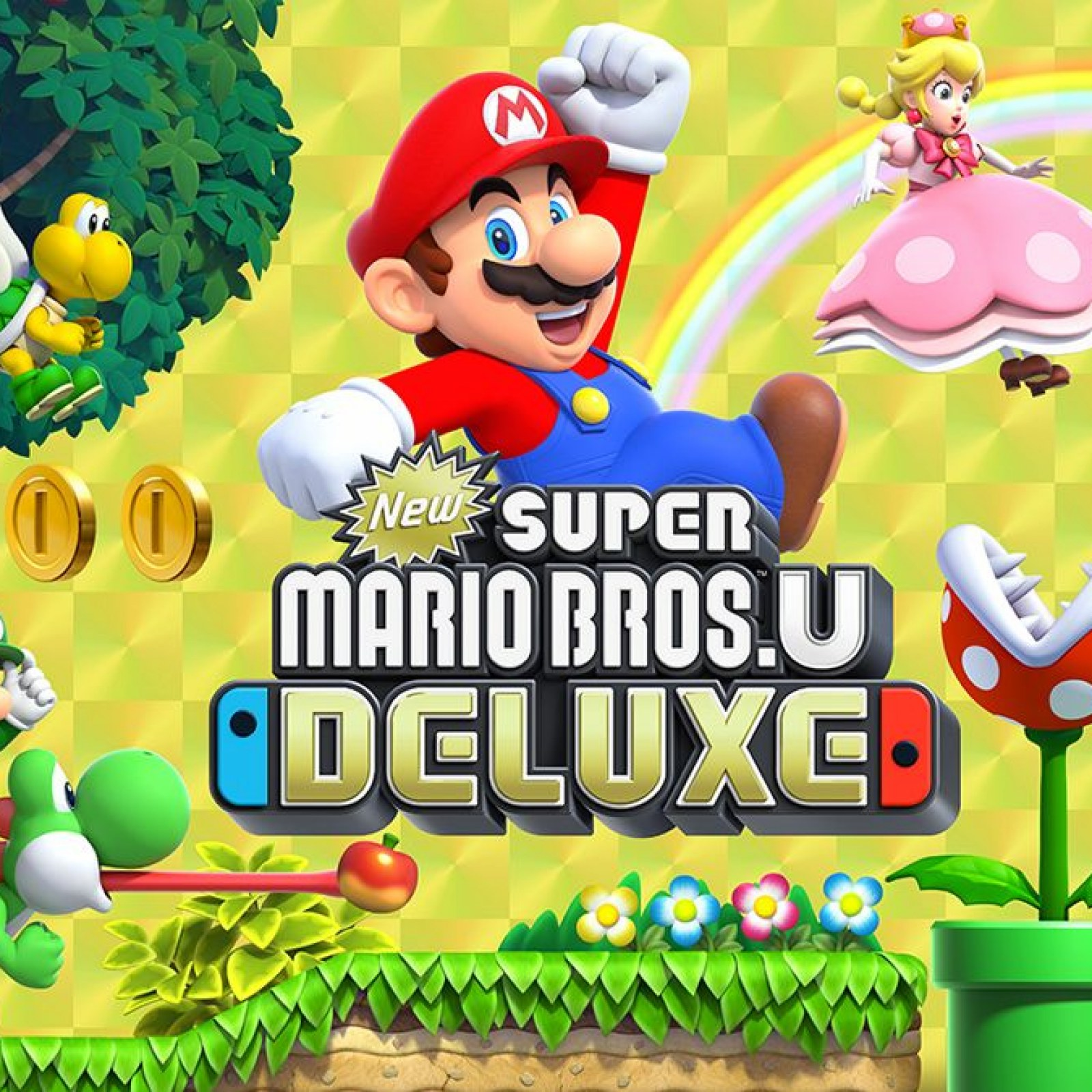 New Super Mario Bros U Deluxe Review Fun And Full Of Content