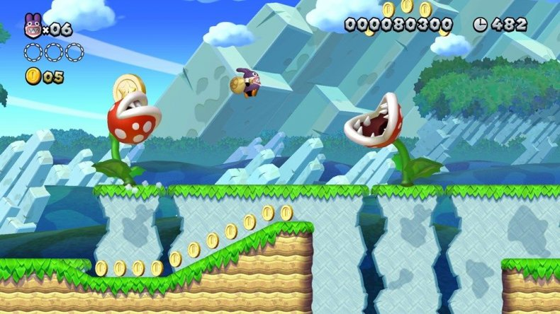 new super mario bros u deluxe nabbit