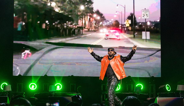 R. Kelly's 2nd Floor Recording Studio Closed Following Judge's Orders