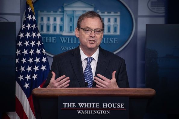 kevin hassett WH economic adviser