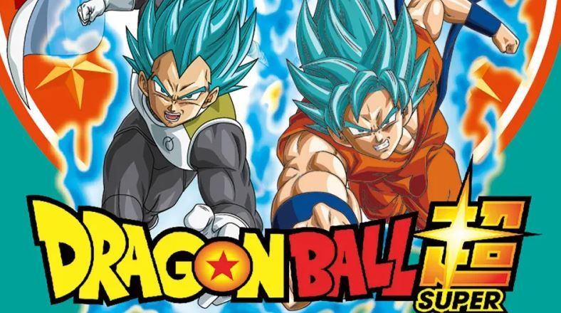 dragon ball super anime art