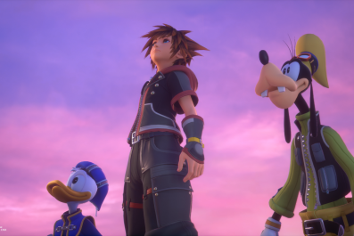 Kingdom Hearts 3 sora donald goofy