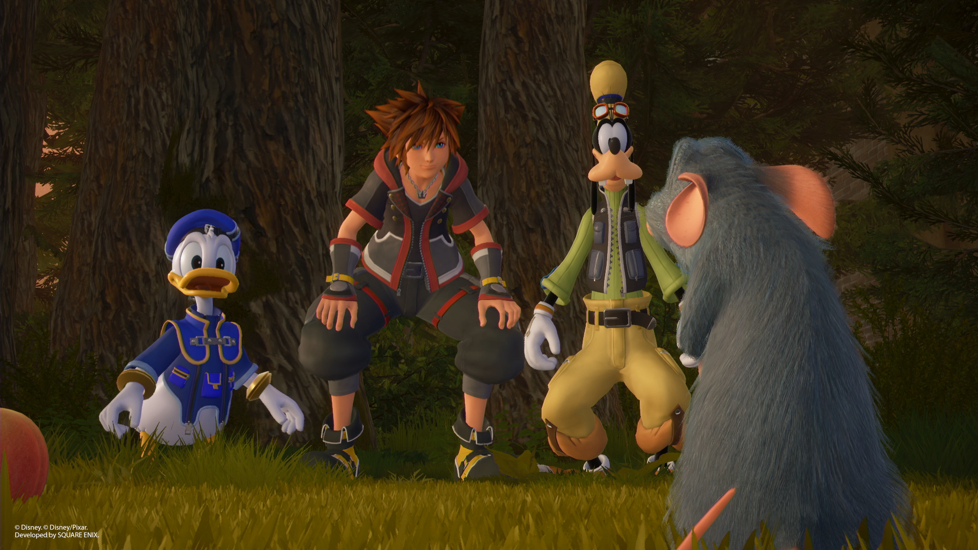 Kingdom Hearts 3 Preload