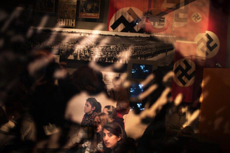 international holocaust remembrance day hitler concentration camps nuremberg trials timeline