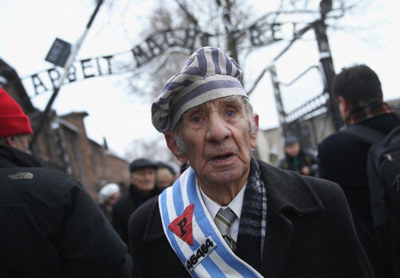 auschwitz international holocaust remembrance day