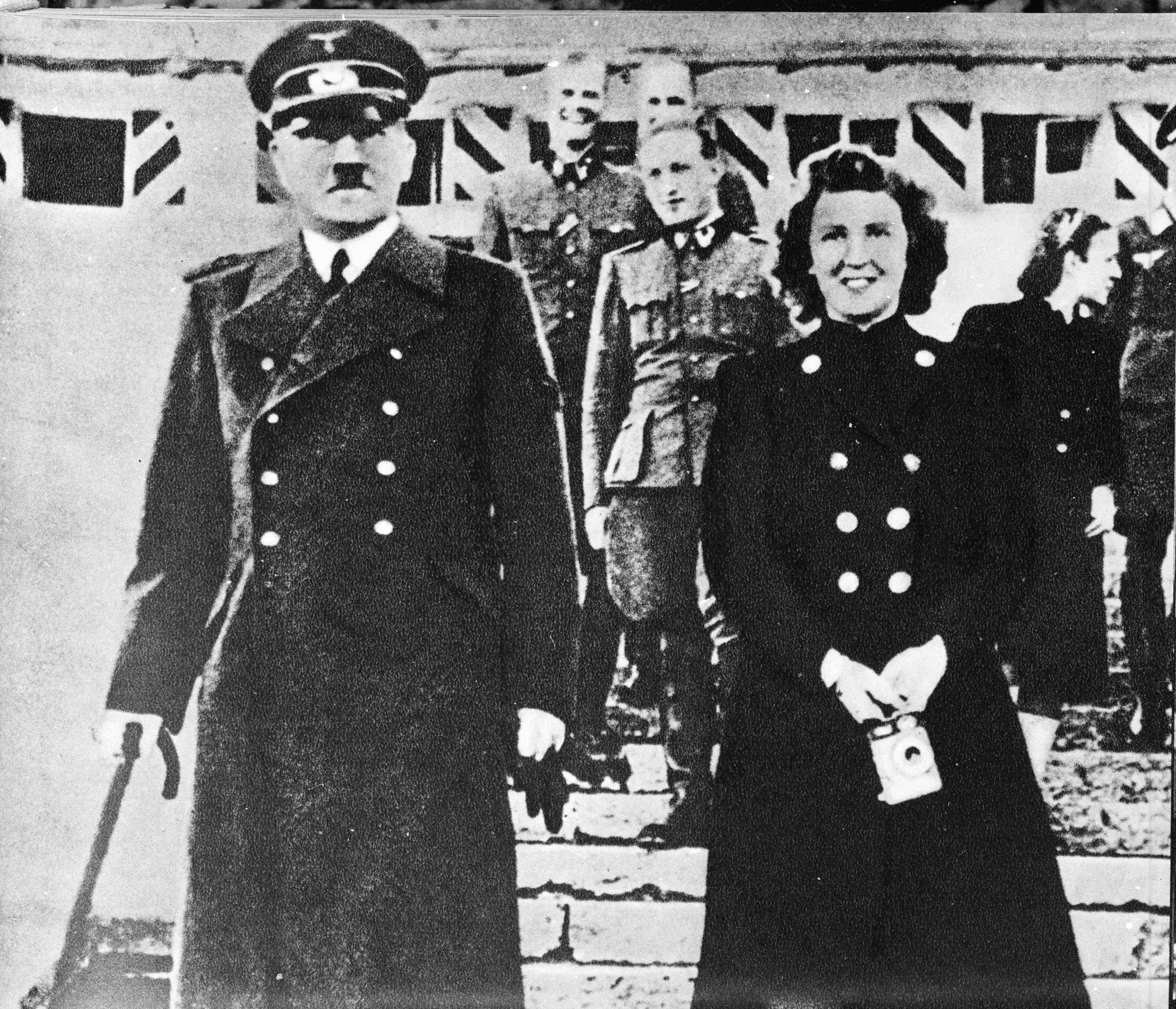 eva braun adolf hitler international holocaust remembrance day