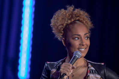 Amanda Seales Talks 'I BE KNOWIN' HBO Special