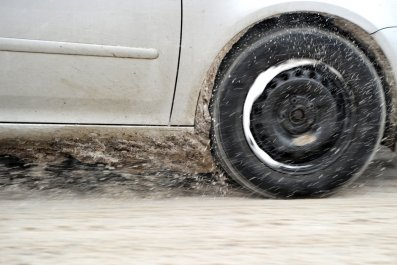 car ice