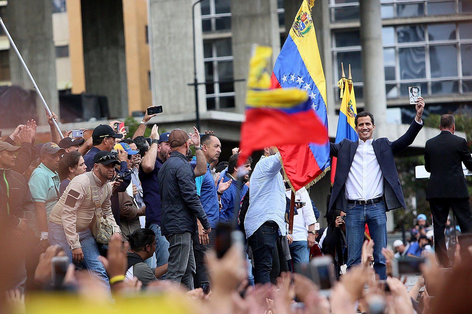 Venezuela Juan Guaido Maduro