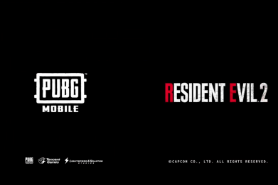 PUBG Mobile Resident Evil 2 logo 2