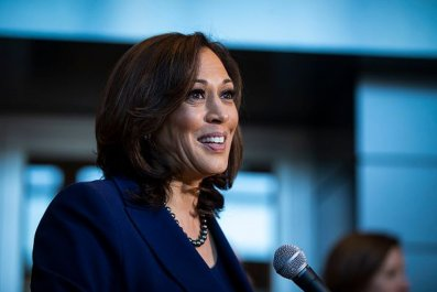 kamala, harris, donald, trump, tower, shutdown