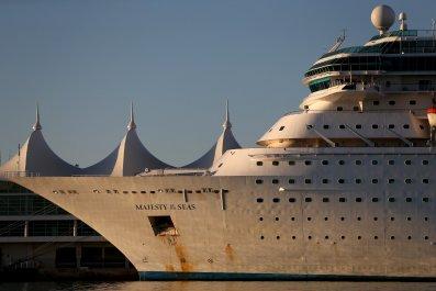 coast guard overboard royal caribbean