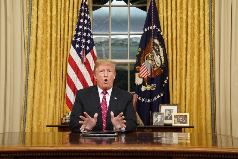 donald trump gold frames stories