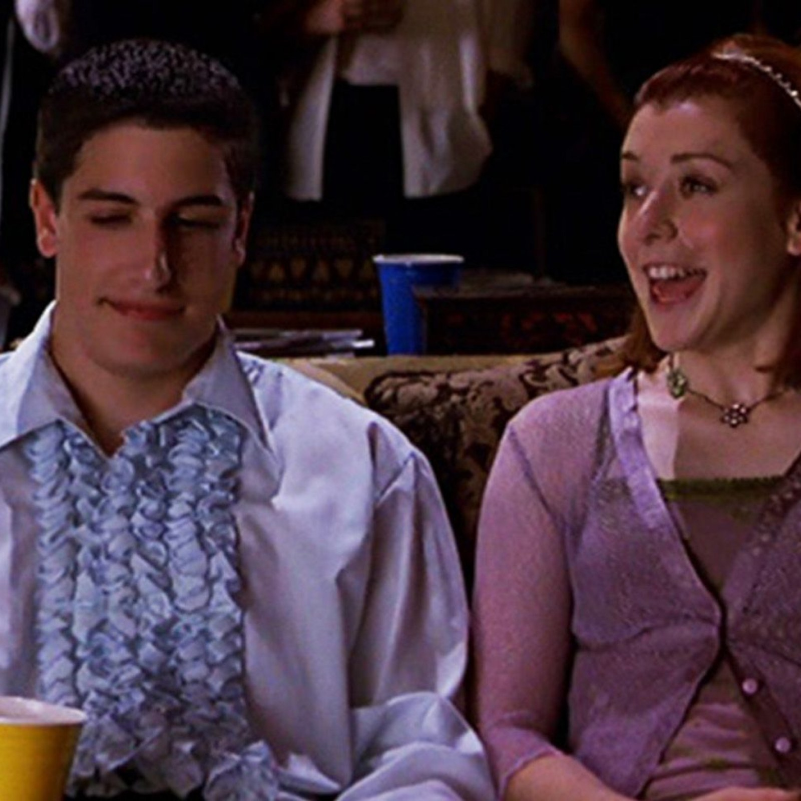 Alyson Hannigan American Pie Hot american pie' cast: where are they now?