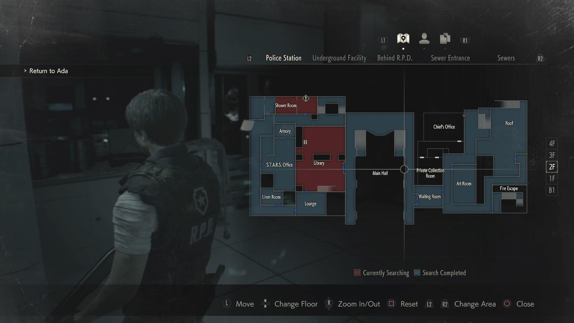 Pubg Resident Evil Mansion Map