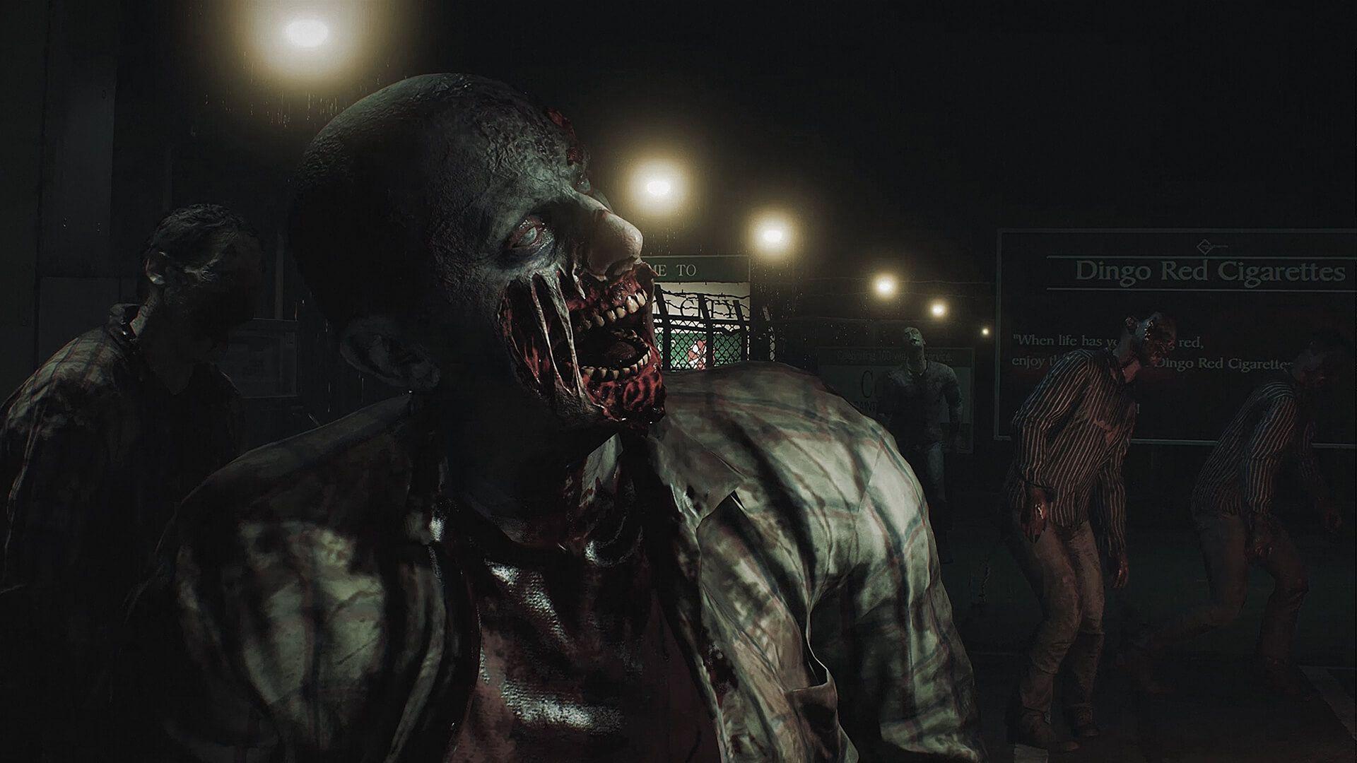 100+ Resident Evil 2 Zombies – yasminroohi