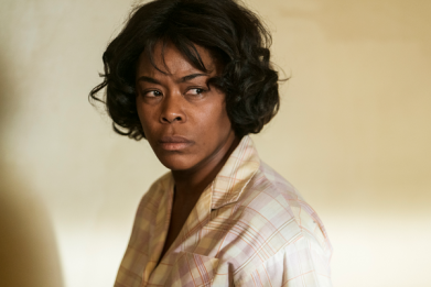 Golden Brooks Talks Latest Role in TNT's 'I Am the Night'