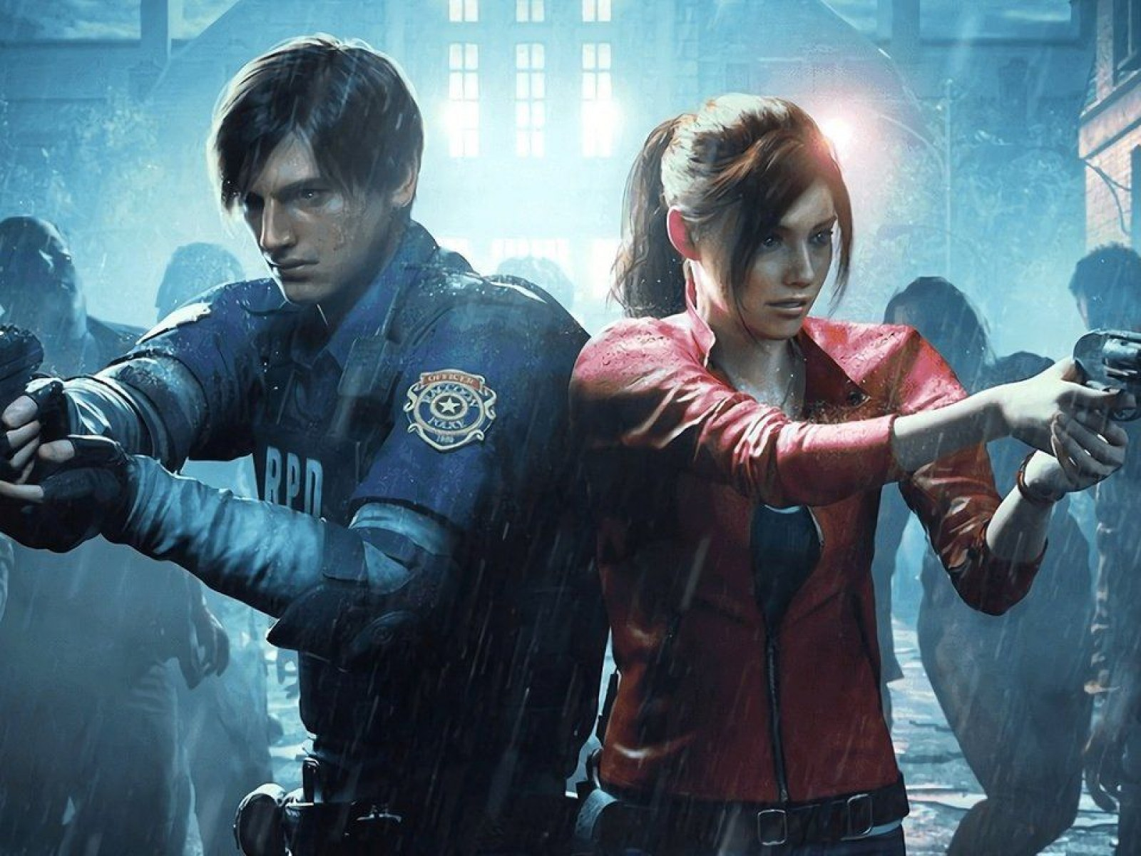 Resident Evil 2 Leon Vs Claire Differences Which Campaign To Do