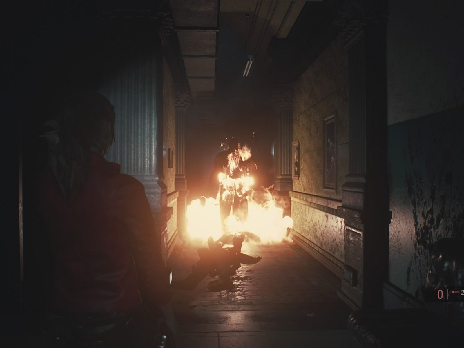 Resident Evil 2 Leon Vs Claire Differences Which Campaign
