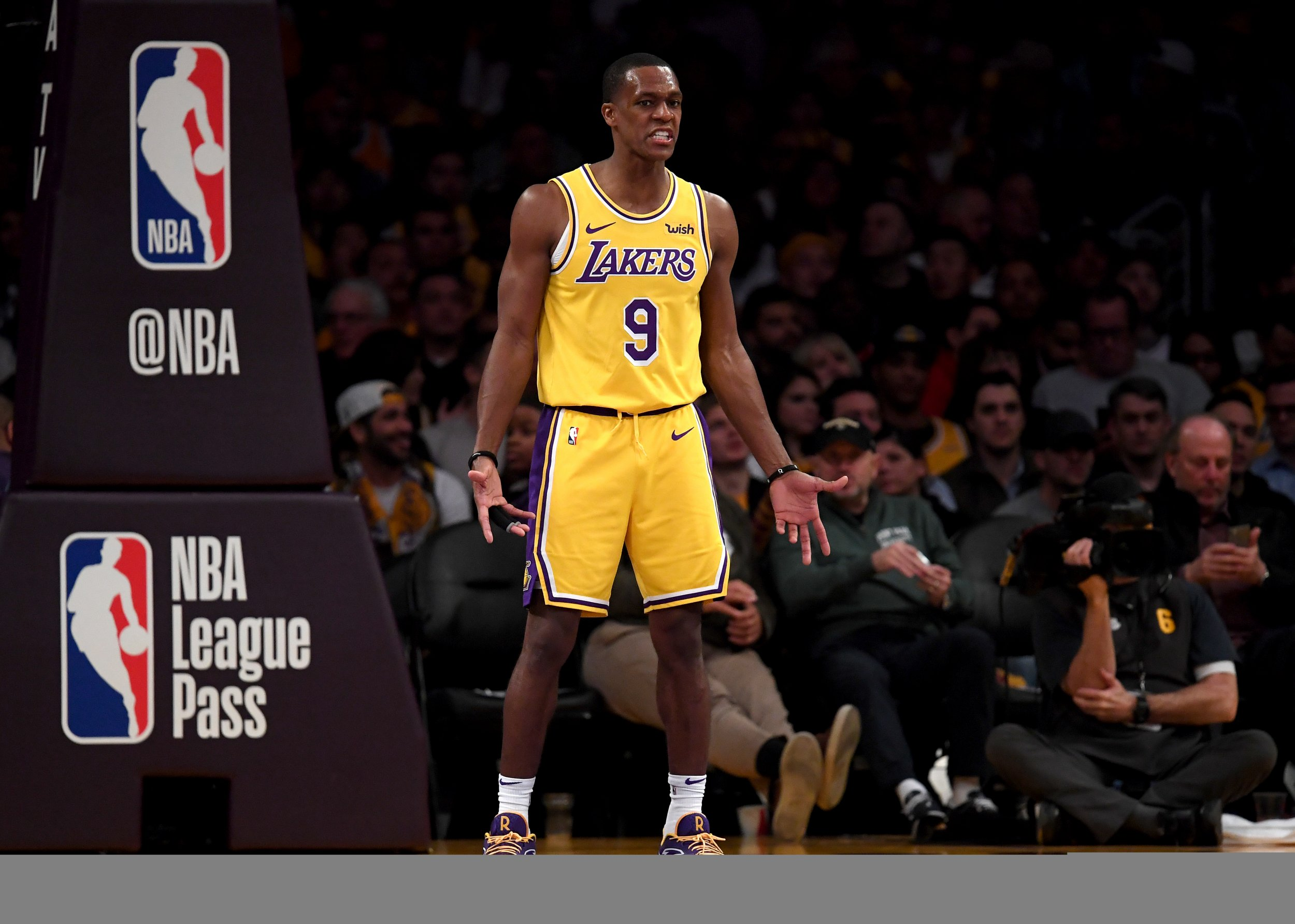 Rajon Rondo, Los Angeles Lakers